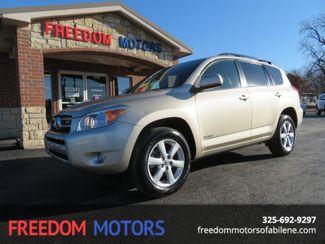 2008 Toyota RAV4 Limited  | Abilene, Texas | Freedom Motors  in Abilene,Tx Texas
