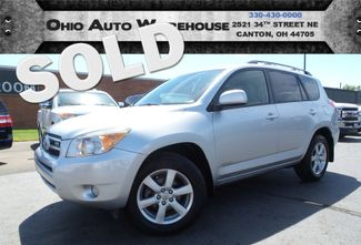 2008 Toyota RAV4 Limited 4x4 V6 Roof 1-Own Cln Carfax We Finance | Canton, Ohio | Ohio Auto Warehouse LLC in  Ohio