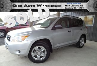 2008 Toyota RAV4 4x4 97k Low Miles Clean Carfax We Finance | Canton, Ohio | Ohio Auto Warehouse LLC in Canton Ohio