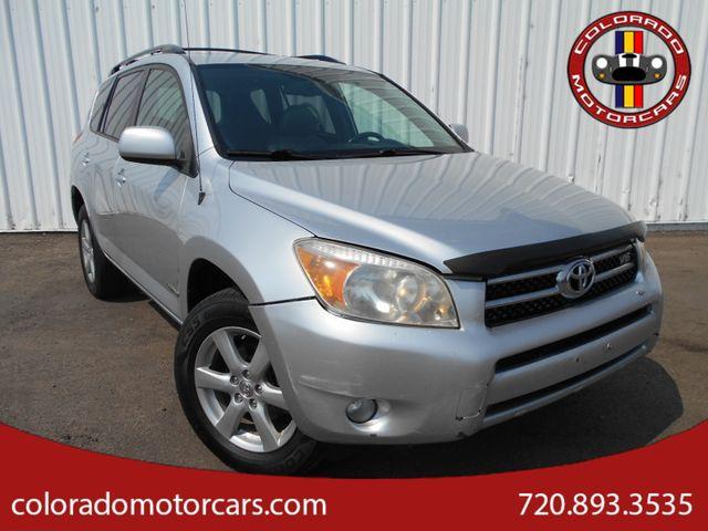 2008 Toyota RAV4 Ltd