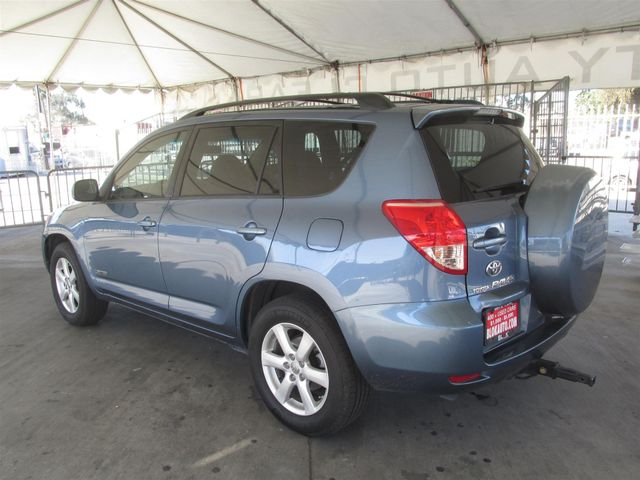 2008 Toyota RAV4 Ltd Gardena, California 1