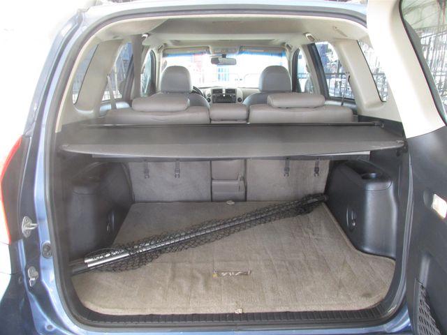 2008 Toyota RAV4 Ltd Gardena, California 11
