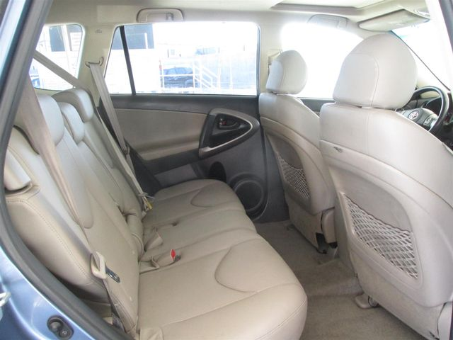 2008 Toyota RAV4 Ltd Gardena, California 12