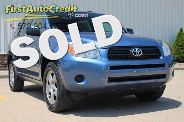 2008 Toyota RAV4 in Jackson MO, 63755