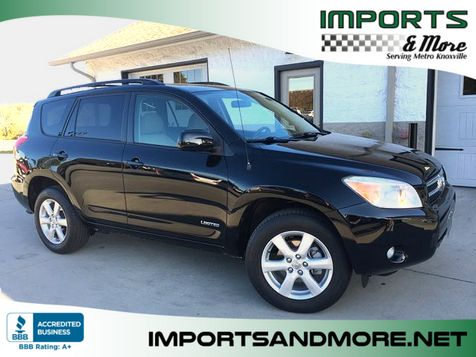 2008 Toyota RAV4 Limited V6 4wd in Lenoir City, TN