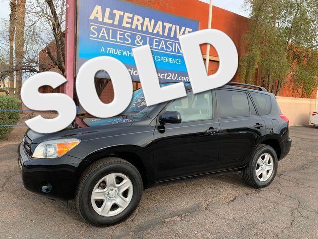 2008 Toyota RAV4 3 MONTH/3,000 MILE NATIONAL POWERTRAIN WARRANTY Mesa, Arizona