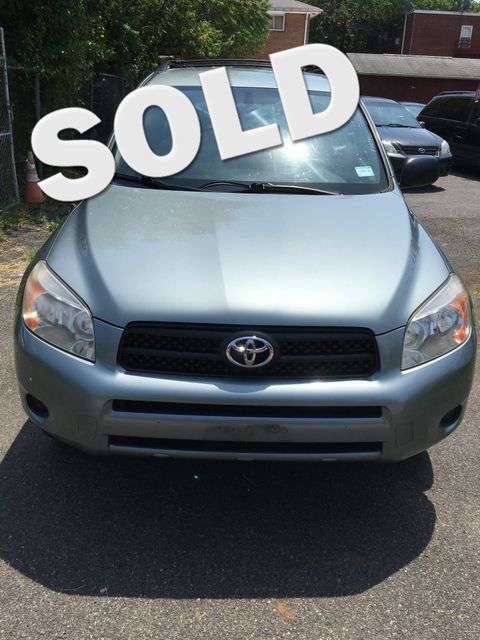 2008 Toyota RAV4 Thrid Row New Brunswick, New Jersey