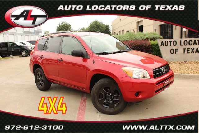 2008 Toyota RAV4 Base in Plano, TX 75093