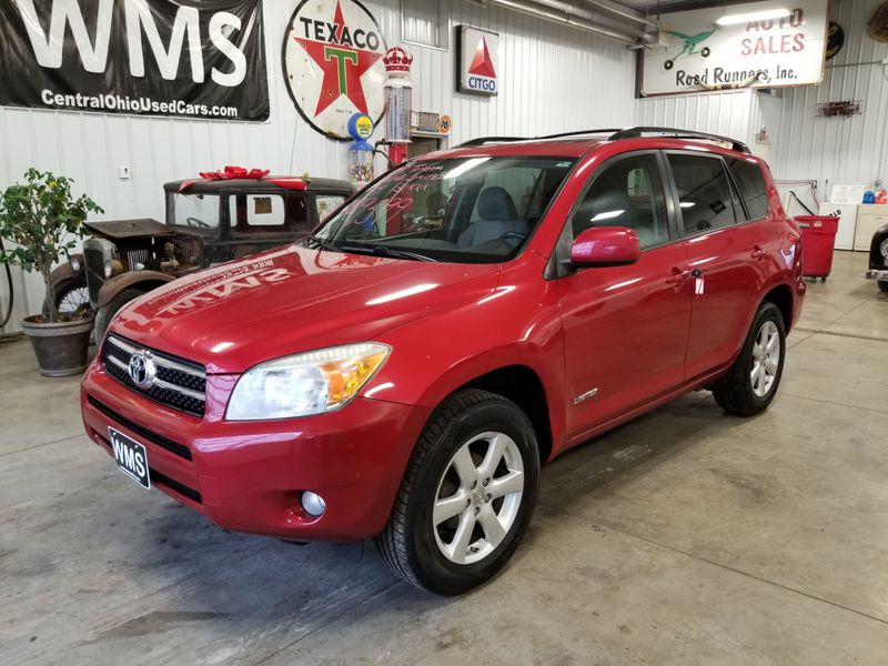 2008 Toyota RAV4 Ltd  in , Ohio
