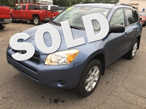 2008 Toyota RAV4 LE in West Springfield, MA