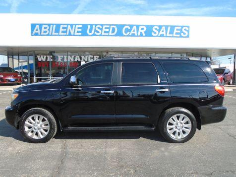2008 Toyota Sequoia Platinum in Abilene, TX