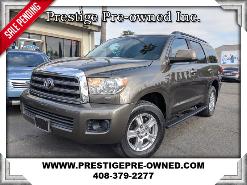 2008 Toyota SEQUOIA SR5  in Campbell CA