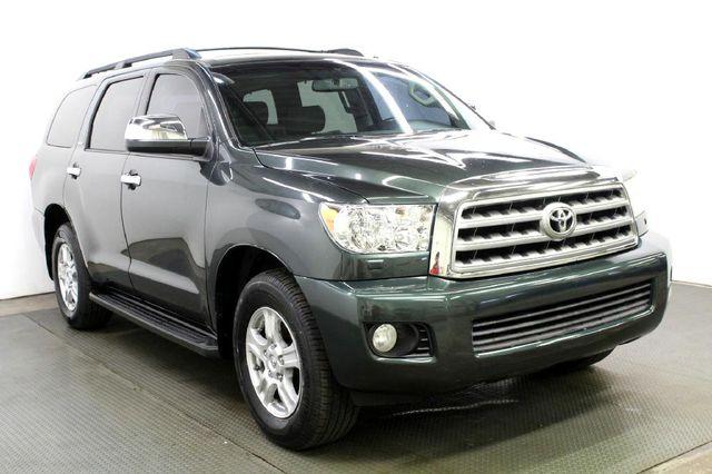 2008 Toyota Sequoia Ltd