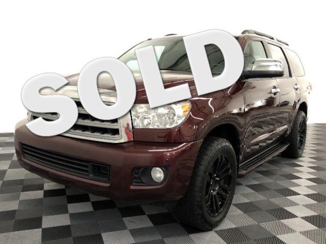 2008 Toyota Sequoia Platinum LINDON, UT