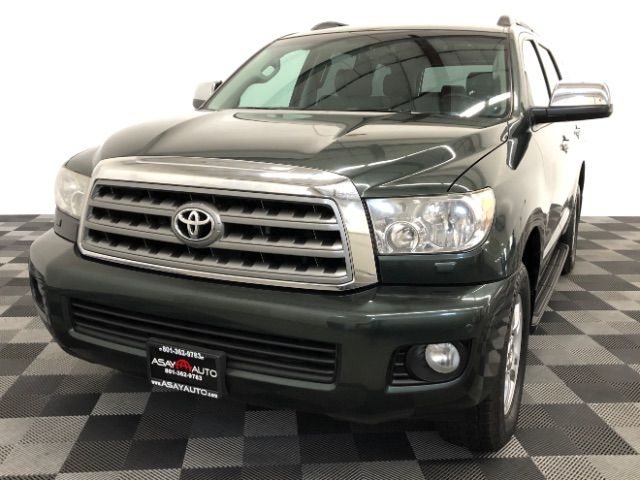 2008 Toyota Sequoia Ltd LINDON, UT 1
