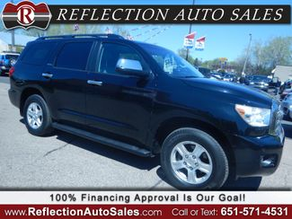 2008 Toyota Sequoia Ltd in Oakdale, Minnesota 55128