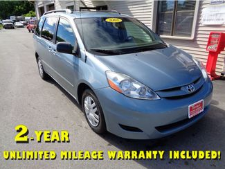 2008 Toyota Sienna LE in Brockport NY, 14420