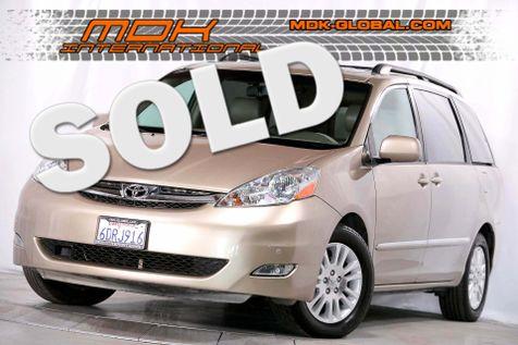2008 Toyota Sienna XLE Ltd - Navigation - DVD - JBL Sound in Los Angeles