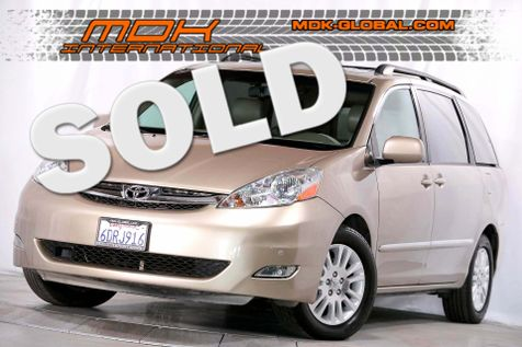2008 Toyota Sienna XLE Ltd - Navigation - DVD - JBL Sound in Los Angeles