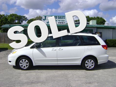 2008 Toyota Sienna CE in Fort Pierce, FL