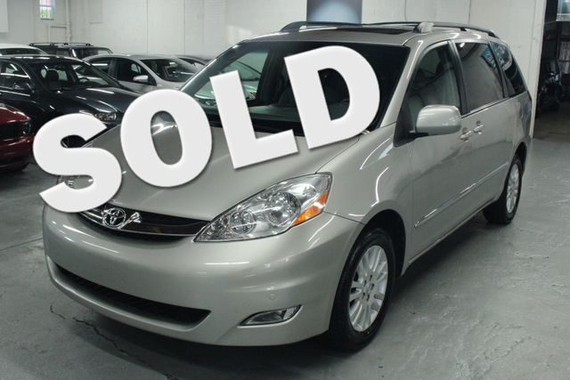 2008 Toyota Sienna XLE Limited AWD Kensington, Maryland