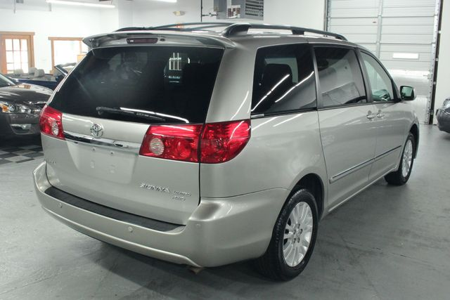 2008 Toyota Sienna XLE Limited AWD Kensington, Maryland 4