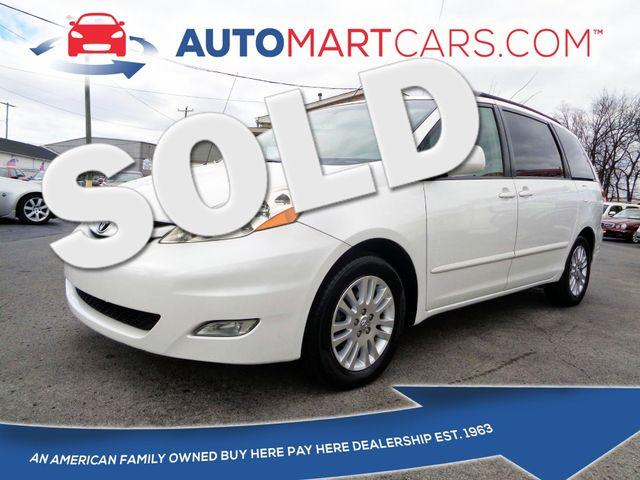2008 Toyota Sienna XLE | Nashville, Tennessee | Auto Mart Used Cars Inc. in Nashville Tennessee