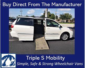 2008 Toyota Sienna Ltd Wheelchair Van Handicap Ramp Van in Pinellas Park, Florida 33781