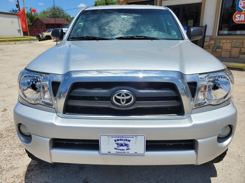 2008 Toyota Tacoma   Brownsville TX  English Motors  in Brownsville, TX