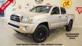 2008 Toyota Tacoma PreRunner SR5 4X2 AUTO,CLOTH,BLK WHLS,49K! in Carrollton TX, 75006