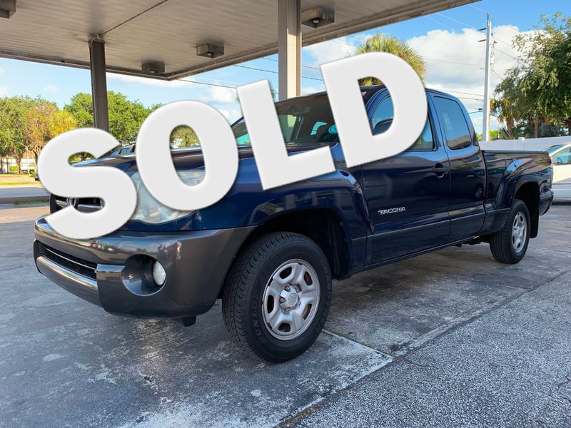 2008 Toyota Tacoma Base in Lighthouse Point FL