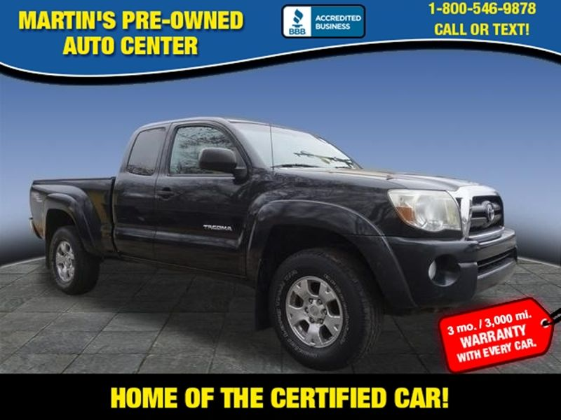 2008 Toyota Tacoma V6 | Whitman, MA | Martin's Pre-Owned Auto Center