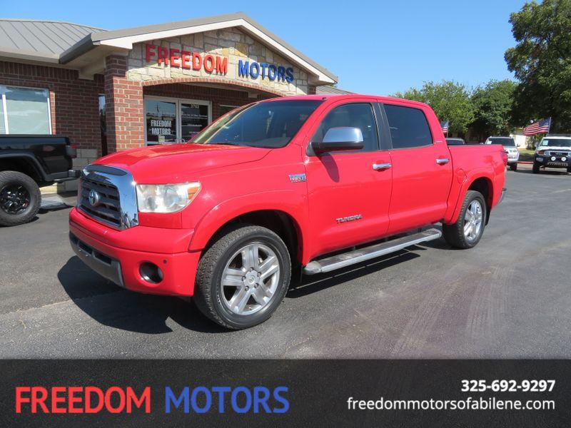 2008 Toyota Tundra Limited 2WD | Abilene, Texas | Freedom Motors  in Abilene Texas