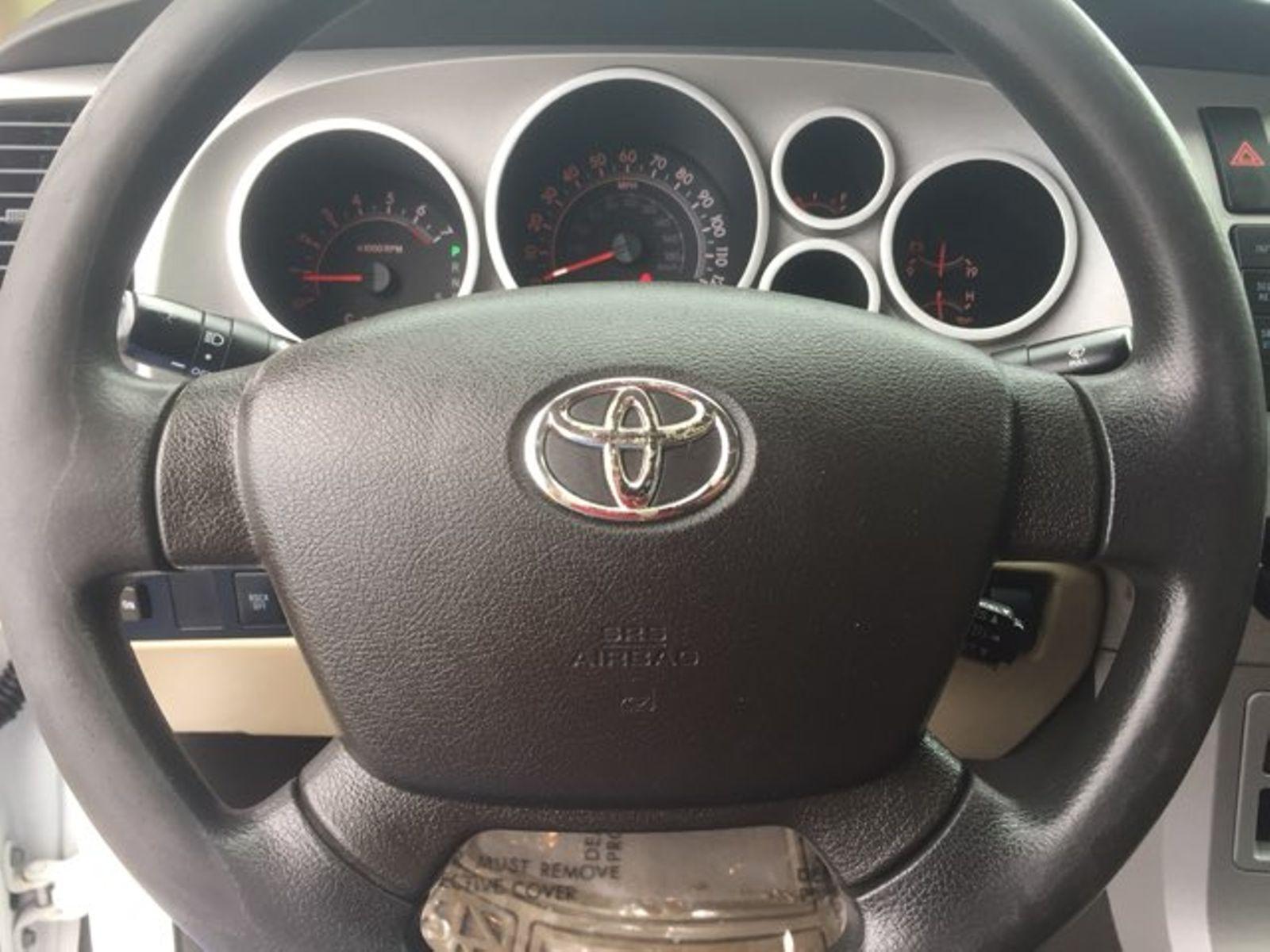 2008 Toyota Tundra Sr5 Trailer Wiring Harness Removal In Bossier City La
