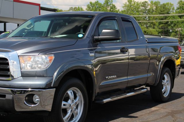 "2008 Toyota Tundra SR5 Double Cab 4x4 - LEATHER - 20"" WHEELS! Mooresville , NC 24"
