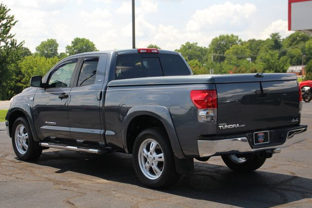 "2008 Toyota Tundra SR5 Double Cab 4x4 - LEATHER - 20"" WHEELS! Mooresville , NC 22"