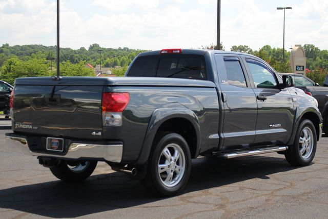 "2008 Toyota Tundra SR5 Double Cab 4x4 - LEATHER - 20"" WHEELS! Mooresville , NC 21"