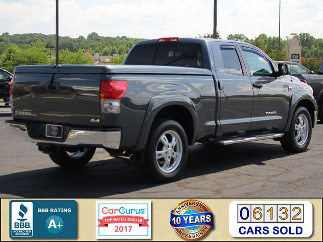 "2008 Toyota Tundra SR5 Double Cab 4x4 - LEATHER - 20"" WHEELS! Mooresville , NC 2"