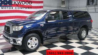 2008 Toyota Tundra SR5 4x4 TRD Double Cab 5.7L Leer Camper Shell NICE in Searcy, AR 72143