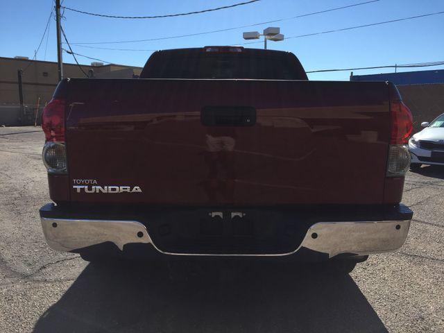 2008 Toyota Tundra SR5 3 MONTH/3,000 MILE NATIONAL POWERTRAIN WARRANTY Mesa, Arizona 3