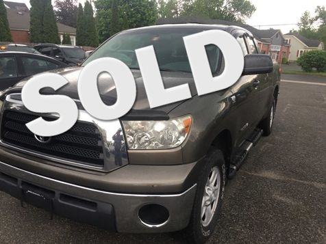 2008 Toyota Tundra Doulble Door in West Springfield, MA