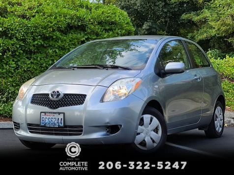 2008 Toyota Yaris Hatchback Local 2 Owner 5-Speed Great Commuter 36 MPG Save!  in Seattle