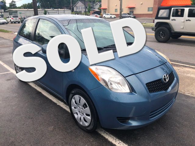 2008 Toyota Yaris 1.5 L Knoxville , Tennessee