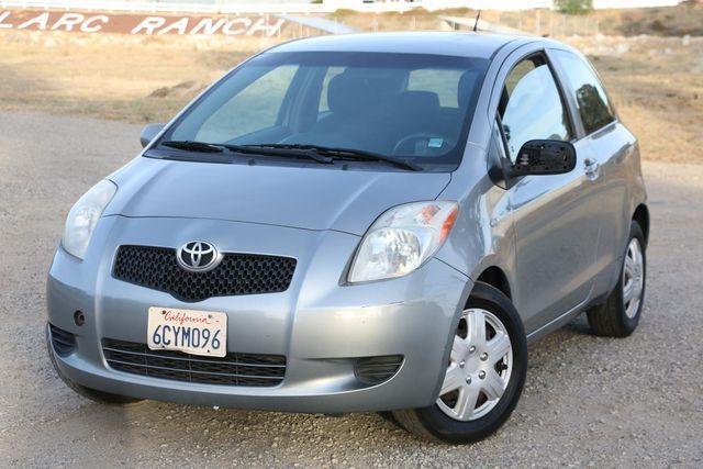 2008 Toyota Yaris Santa Clarita, CA 4