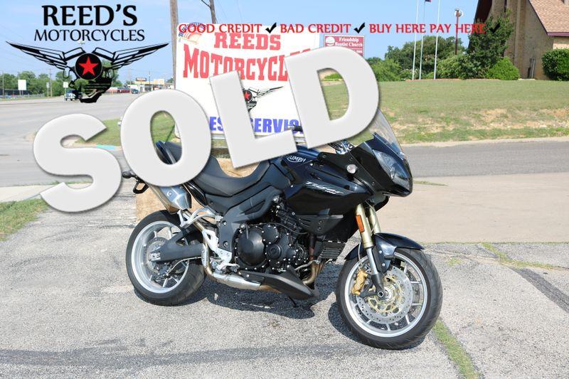 2008 Triumph Tiger 1050 | Hurst, Texas | Reed's Motorcycles in Hurst Texas