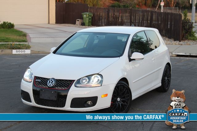 """2008 Volkswagen GTI 2.0T HATCHBACK DSG AUTOMATIC 18"""" ALLOY WHLS NEW TIRES SERVICE RECORDS"""