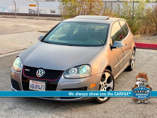 2008 Volkswagen GTI HATCHBACK 2.0T XENON SERVICE RECORDS MOONROOF