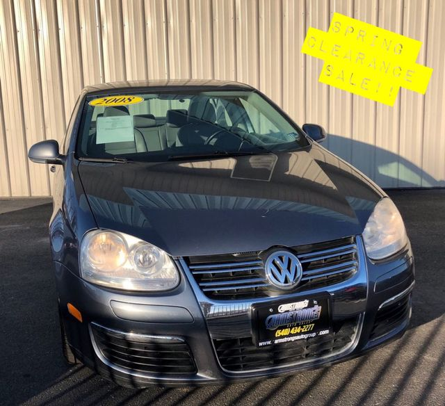 2008 Volkswagen Jetta SE FWD One Owner in Harrisonburg, VA 22802