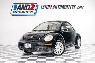 2008 Volkswagen New Beetle SE in Dallas TX