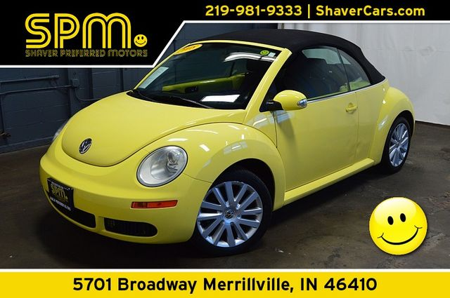 2008 Volkswagen New Beetle SE in Merrillville, IN 46410